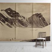 'The Top of the Manirung Pass'