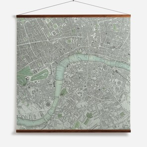 'Chart of London City'