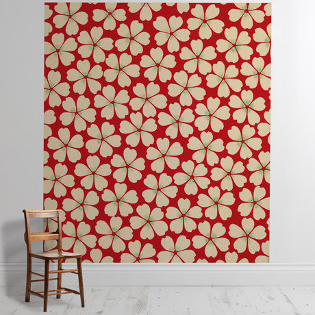 'A Red Daisy Design'