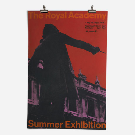 RA Summer Exhibition 1963