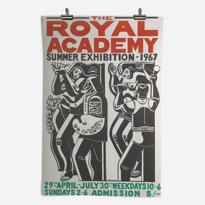 RA Summer Exhibition 1967