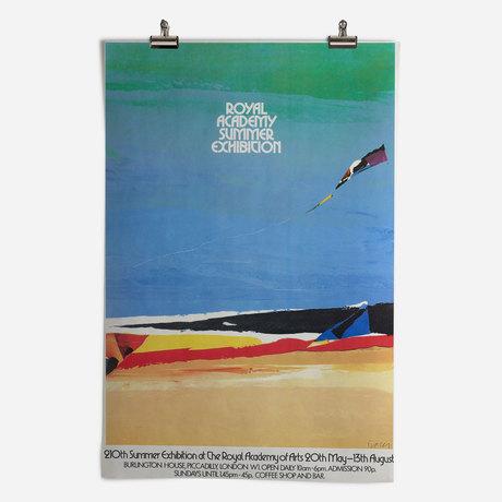 RA Summer Exhibition 1978