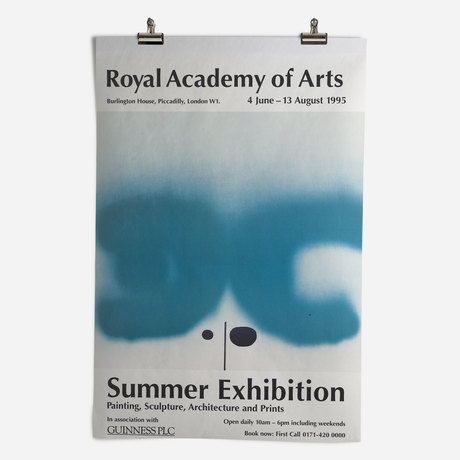 RA Summer Exhibition 1985