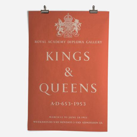 RA Kings & Queens Exhibition 1953