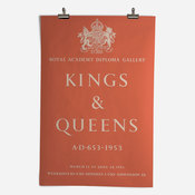 RA Kings & Queens Exhibition 1953