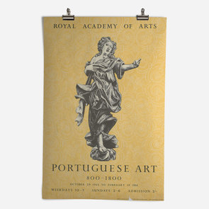 RA Portuguese Art Exhibition 1955-56