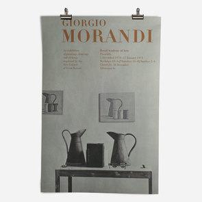 RA Giorgio Morandi Exhibtion 1970-71