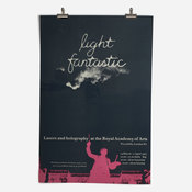RA Light Fantastic Exhibition 1977