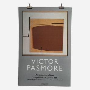RA Victor Pasmore Exhibition 1980