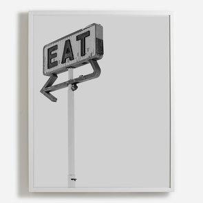 'EAT', Halloran Springs'