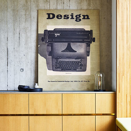 'Typewriter Design 1954'