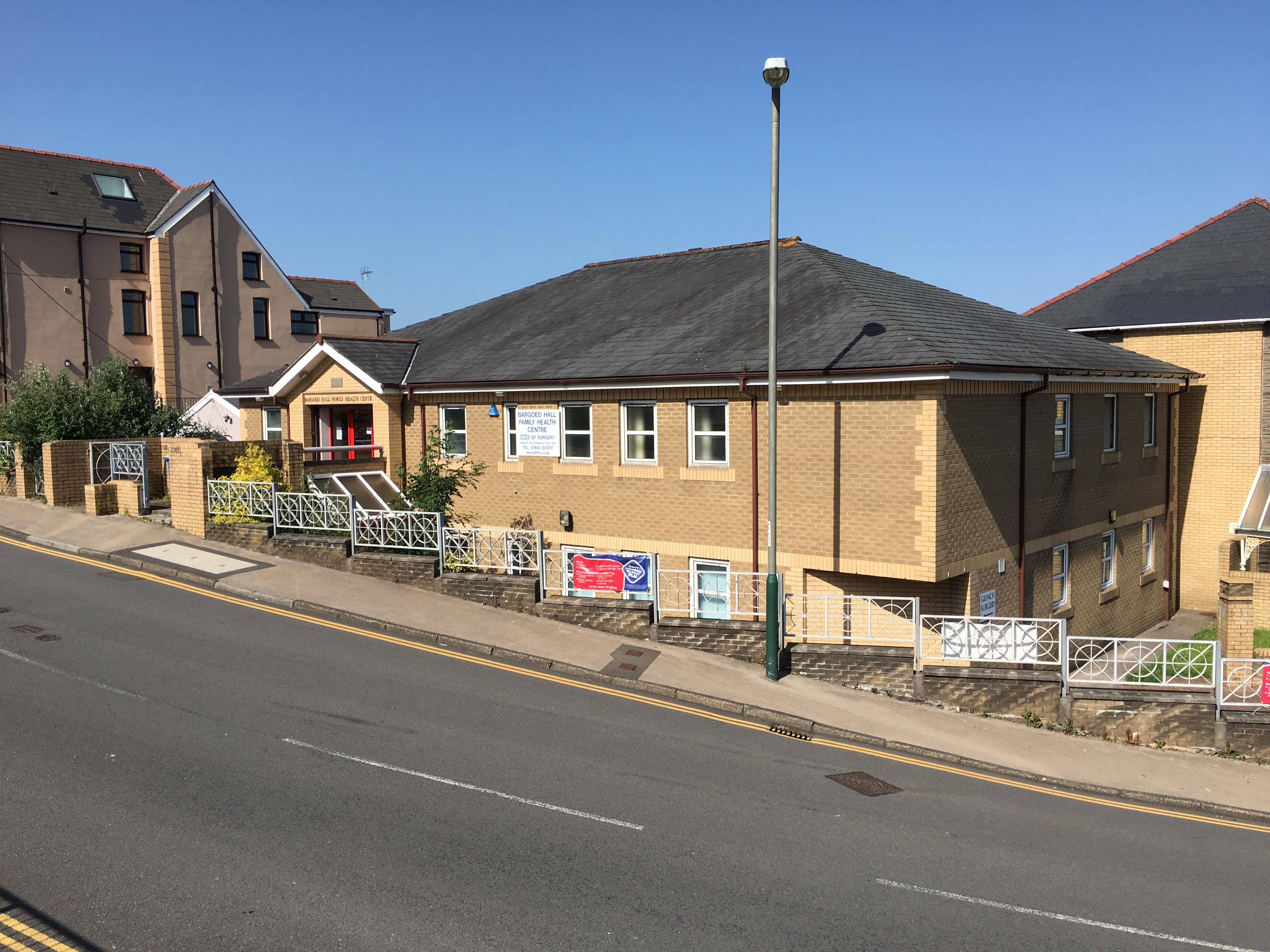 Bargoed Hall Family Health Centre Cardiff Rd Bargoed Cf81