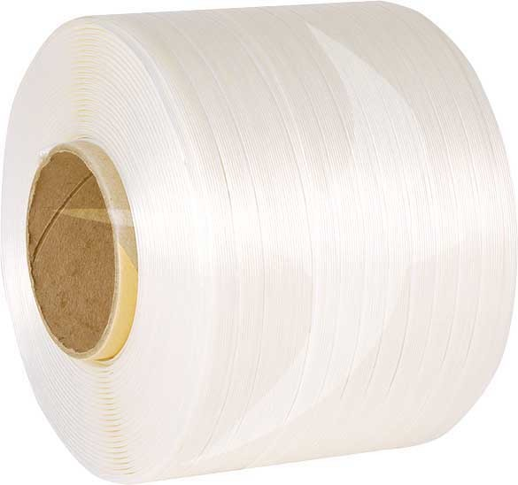 25mm x 500m Corded Polyester Bale Strap