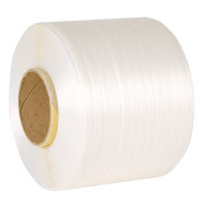 9mm x 250m Corded Polyester Bale Strap (Boxed in 8's) - 64x139 Core