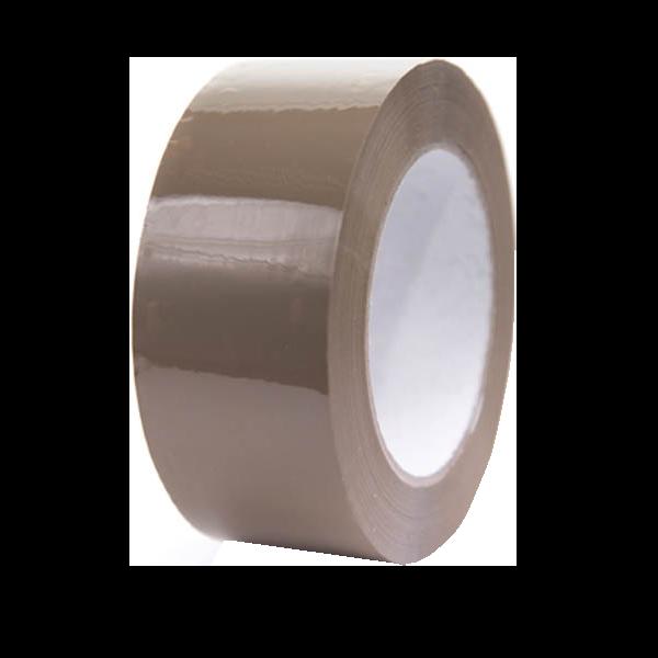 DENVA 75mm x 66m Brown LNPP Tape