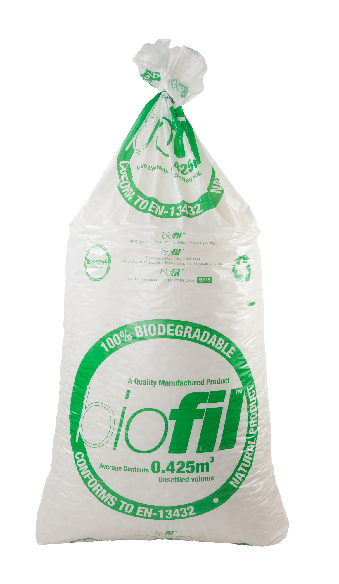 BIOFIL 15Cu ft Biodegradable Loosefill