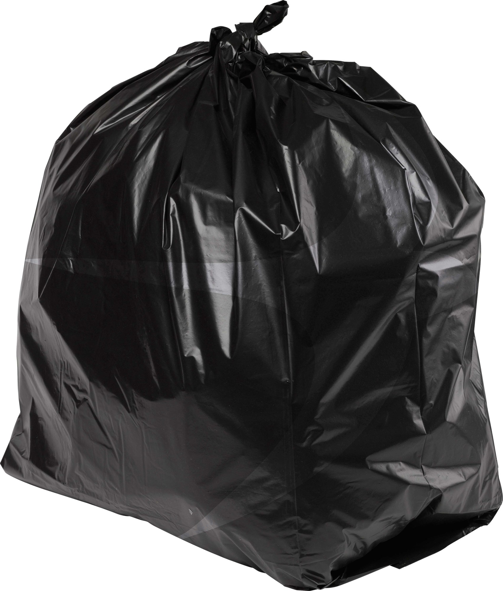 PRO-SAC 450/732 x 990mm Medium Duty Black Refuse Sacks