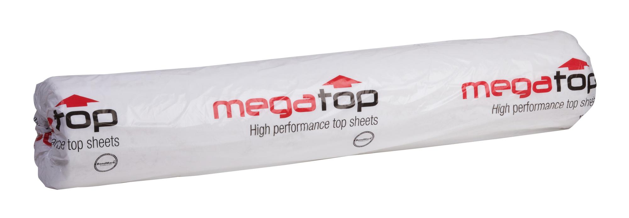 1500 x 1700mm Medium Duty Clear Pallet Top Sheet (350/roll)
