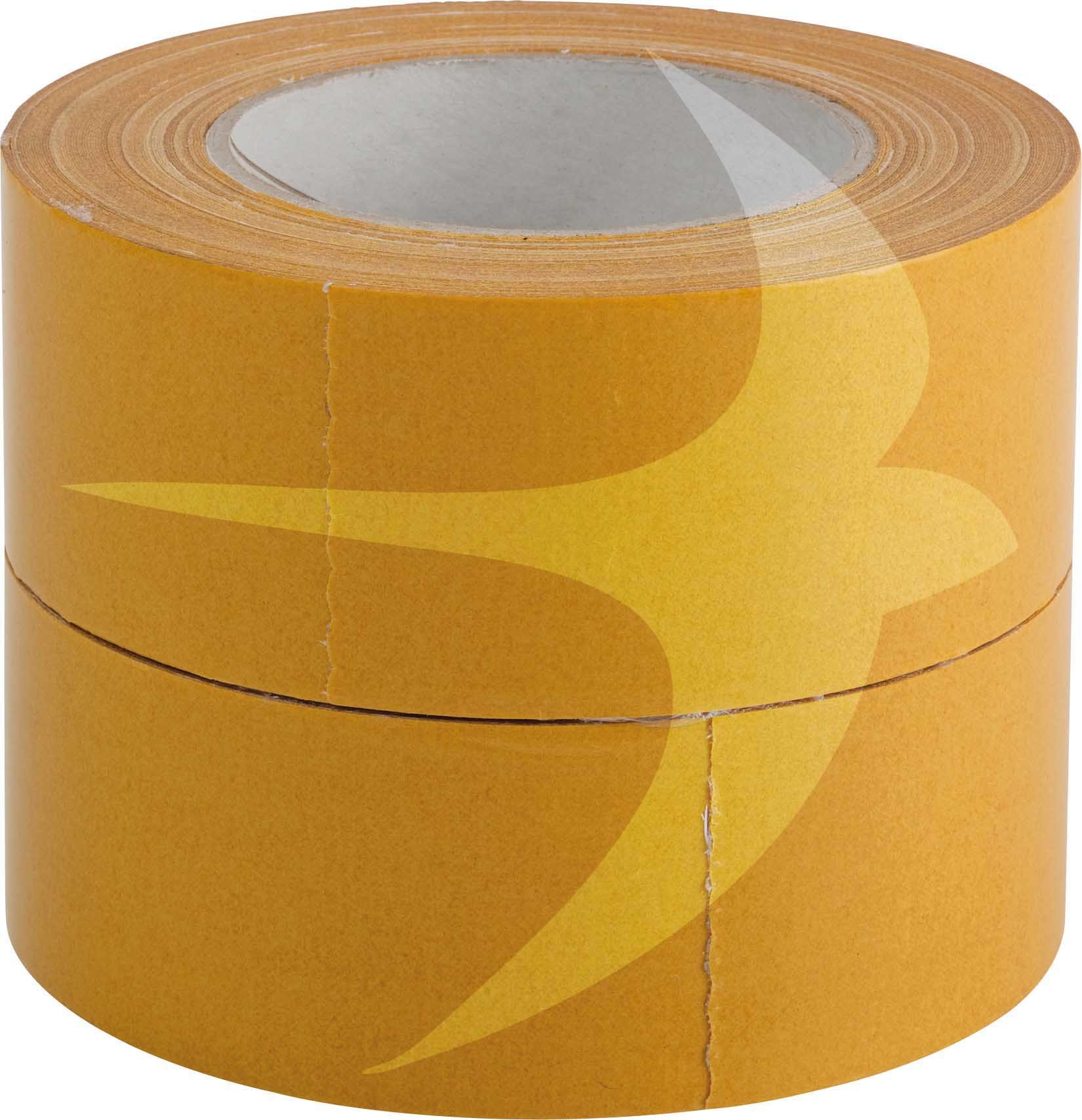 75mm x 25m Cloth Double SIded Carpet Tape
