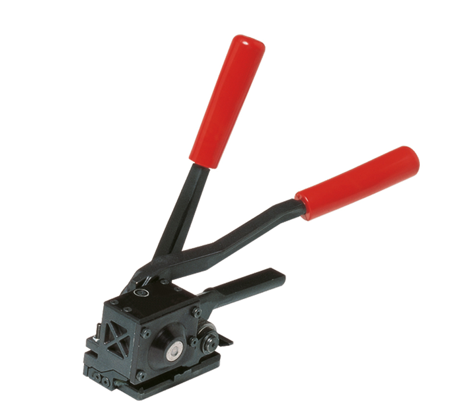 Heavy Duty Sealless Combination Tool for Steel Strapping 13 - 19 widths
