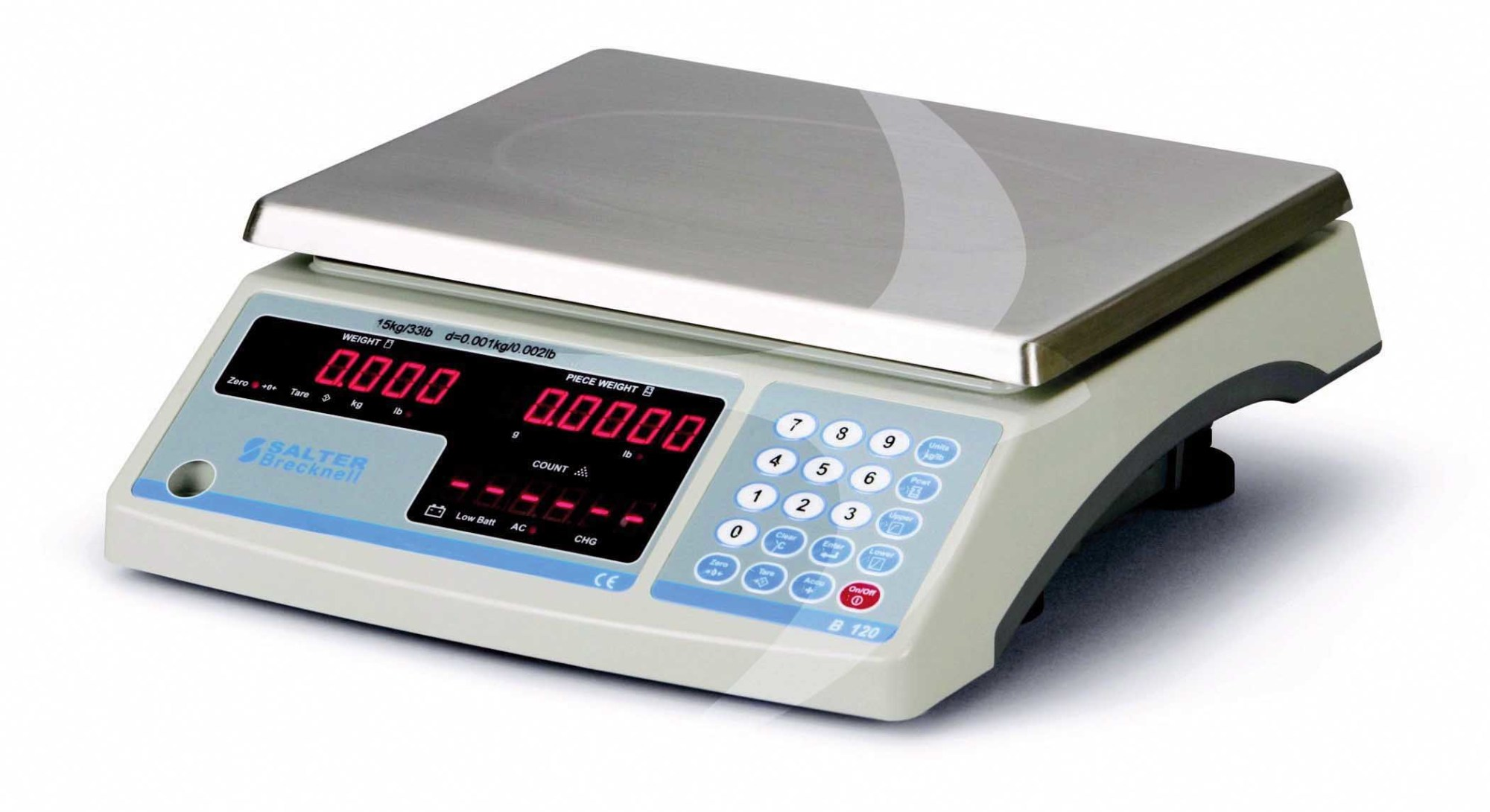 Bench Scale with Counting Function (Specify 6/15/30Kg Range)