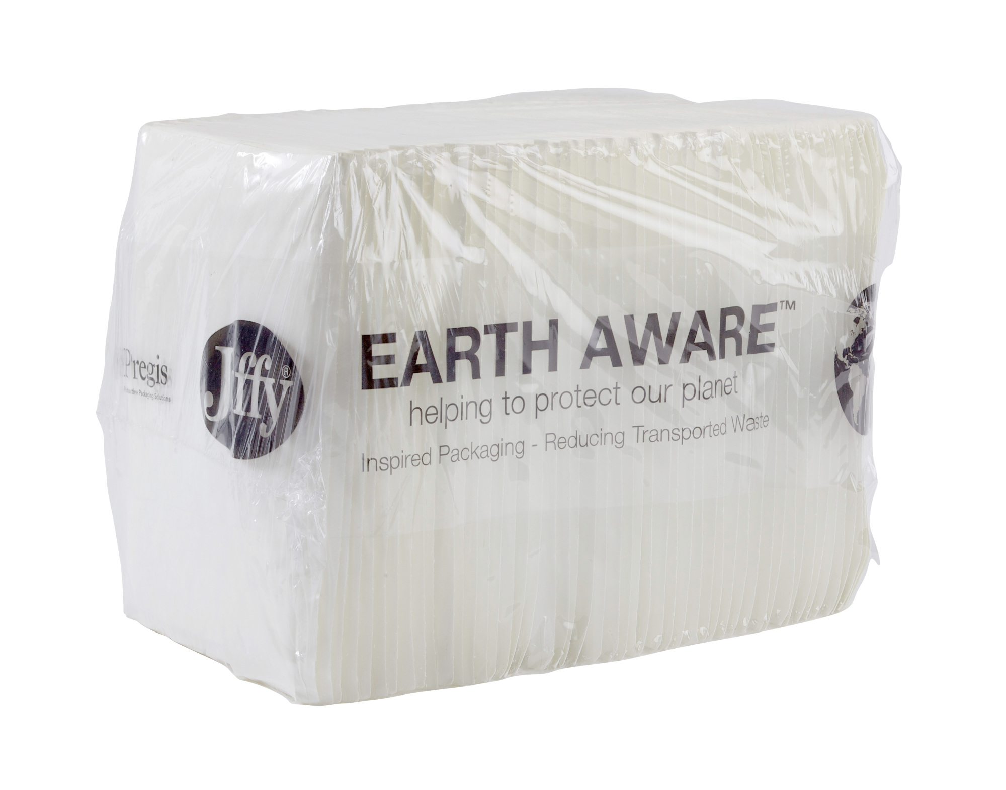 180 x 165mm Bulk Packed White CD Mailing Bag