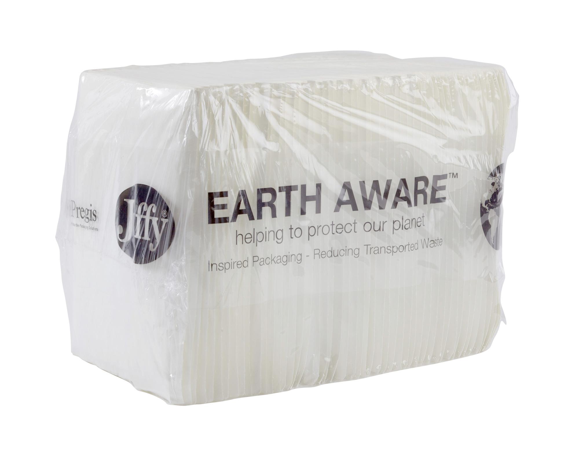 180 x 165mm Bulk Packed White CD Mailing Bag