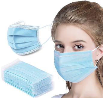 Single Use Surgical Face Mask - EN14683 : 2019 Type II(R)