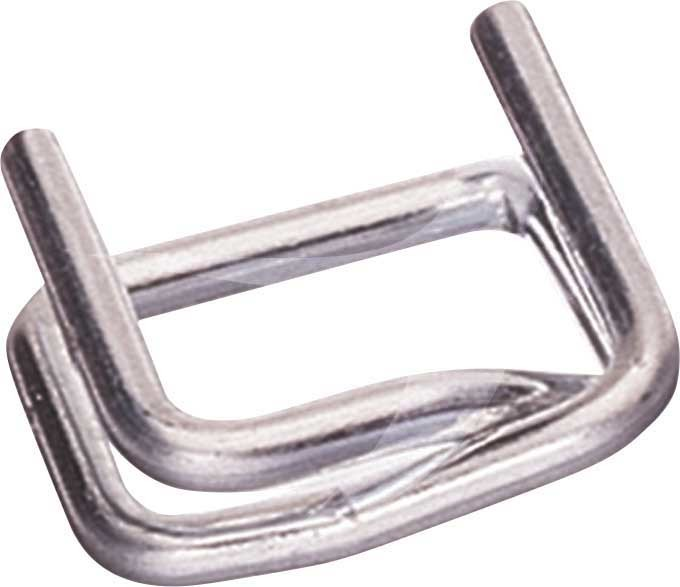 13mm Galvanised Metal Buckles