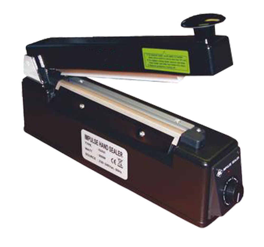200mm Heat Sealer with 2 Spare Elements&Teflons