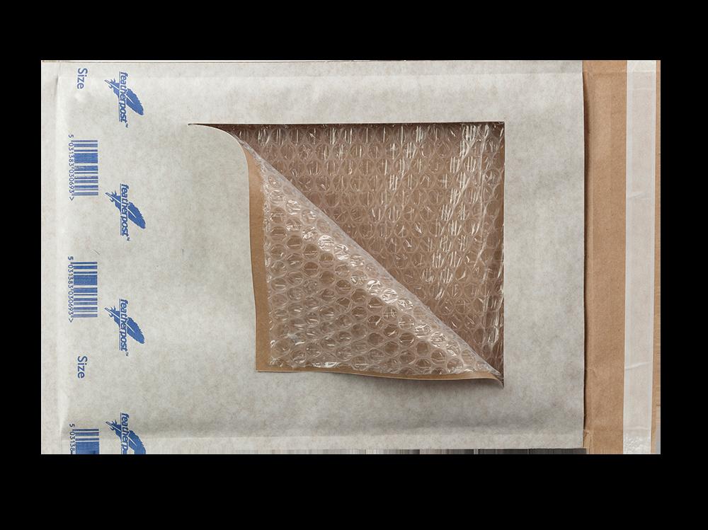 ENVOSAFE Secure 120 x 215mm Oyster Mailing Bag