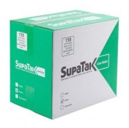 SUPATAK Low Noise 48mm x 66m Clear Tape