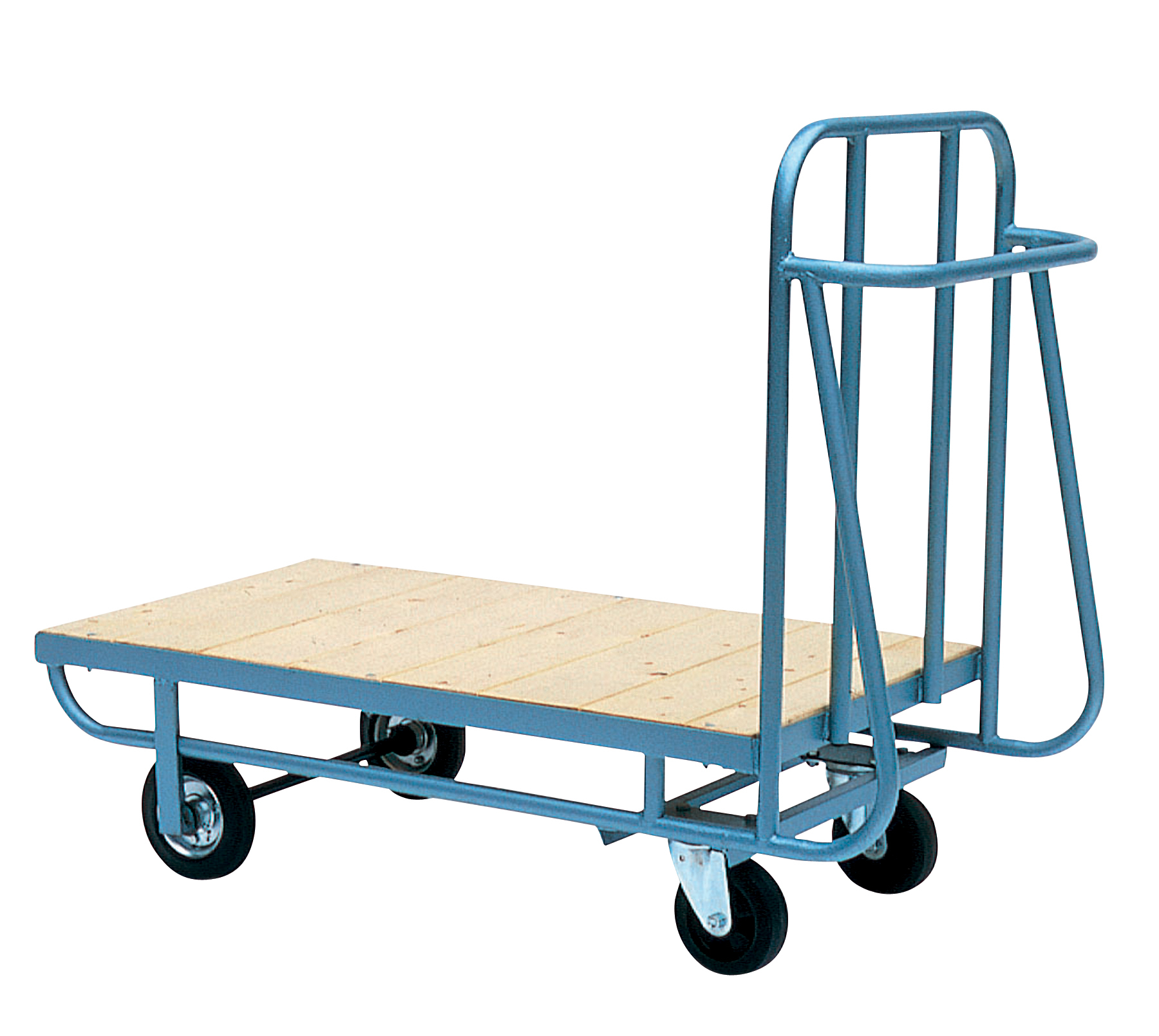 Heavy Duty Warehouse Trolley. Load Capacity 500Kg