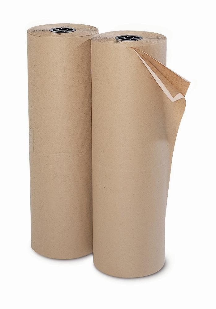 PAPERTECH 745mm x 280m 50/70g 2 Ply Paper Rolls