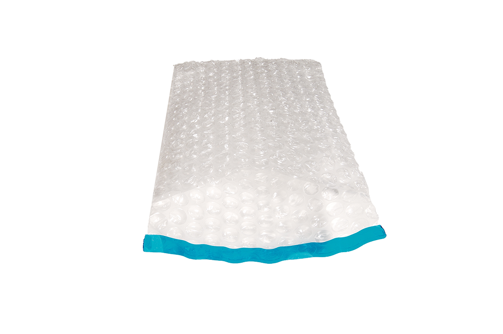 AIRSAFE 100 x 135mm Plain Selfseal Bubble Bags