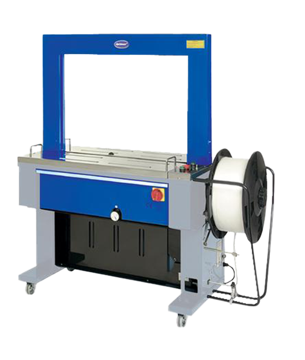 Fully Automatic Machine for use with 12mm Polyprop Strapping, 850 x 600mm arch