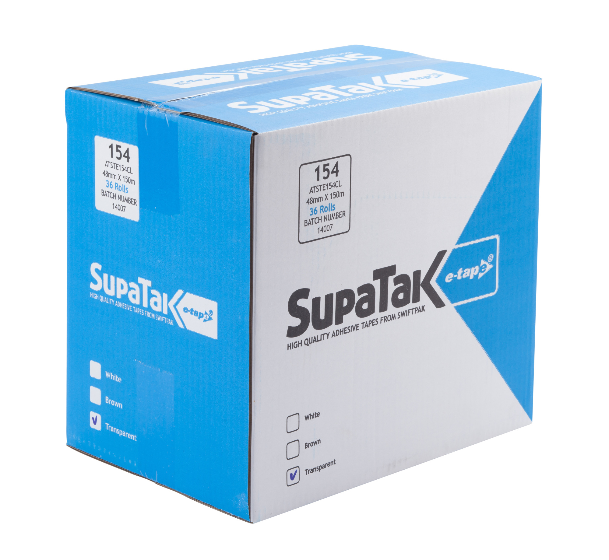 SUPATAK 150M® 48mm x 150m Brown Tape