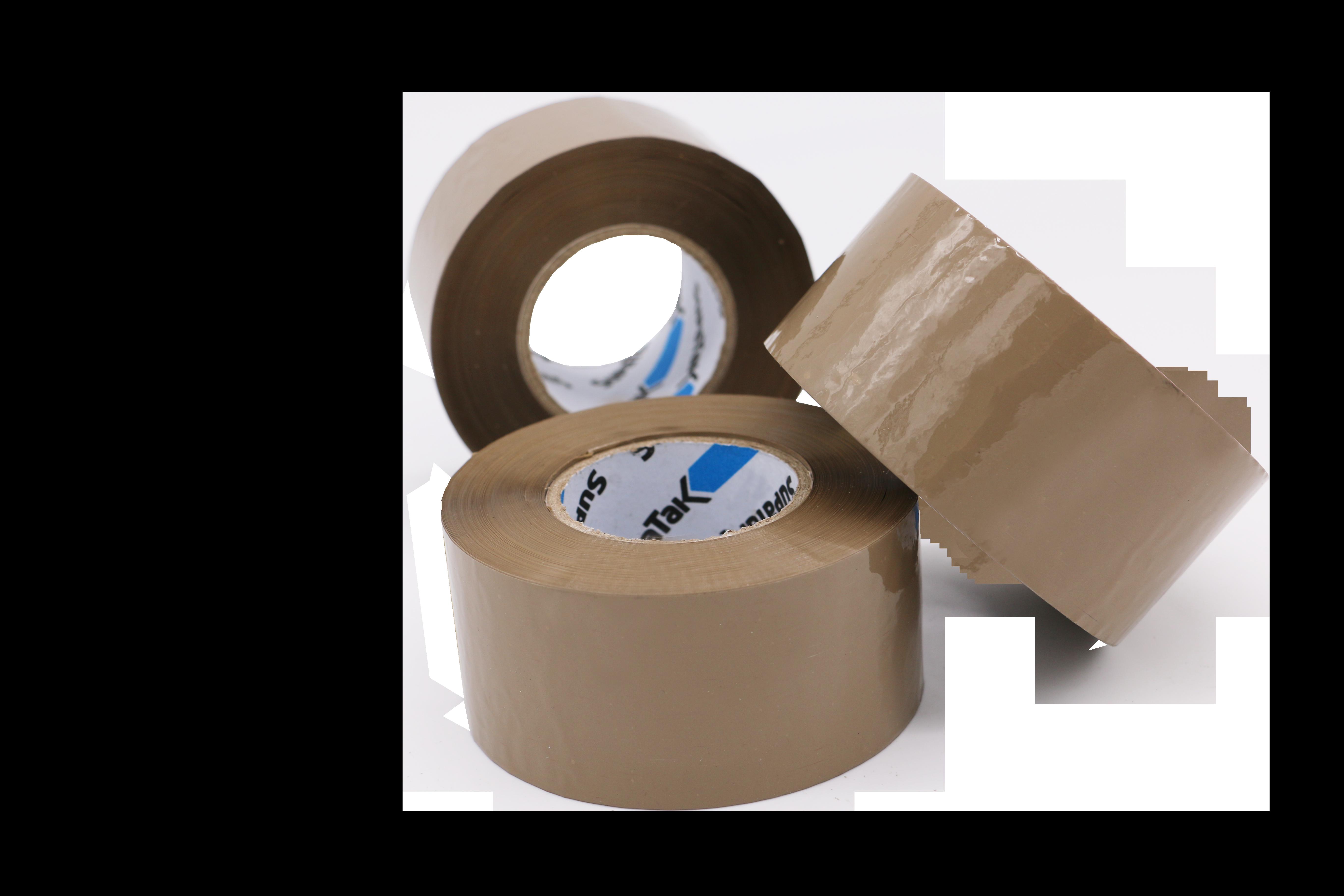 SUPATAK 150M® 48mm x 150m Brown Tape