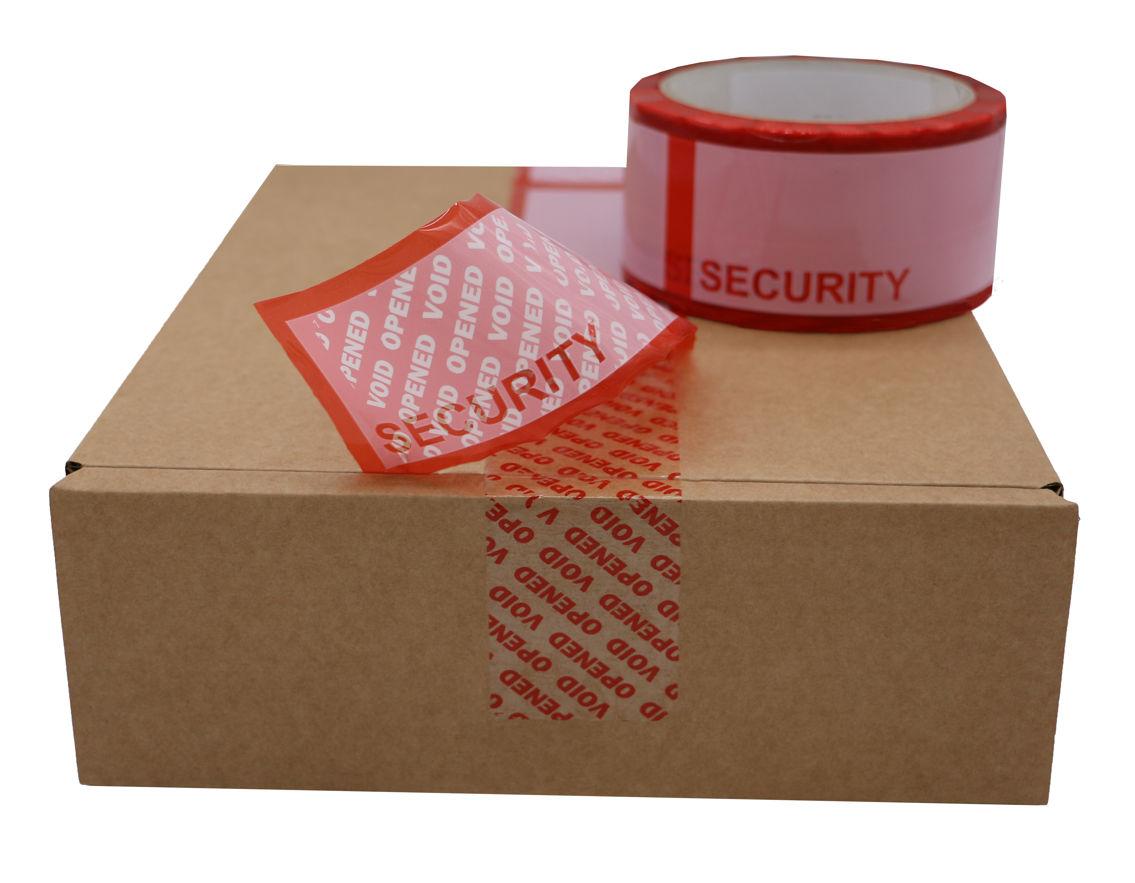 50mm x 50m Tamper Evident Void Tape