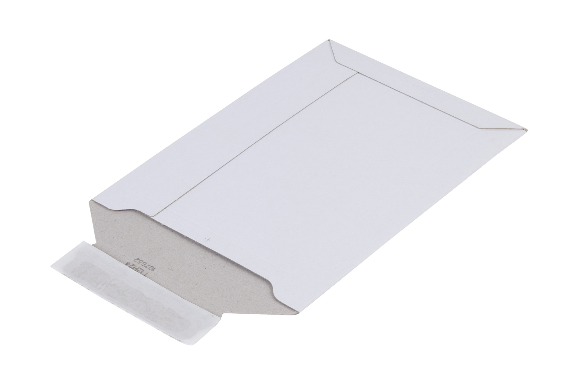 215 x 270mm Toppac White Solid Board Mailing Envelopes