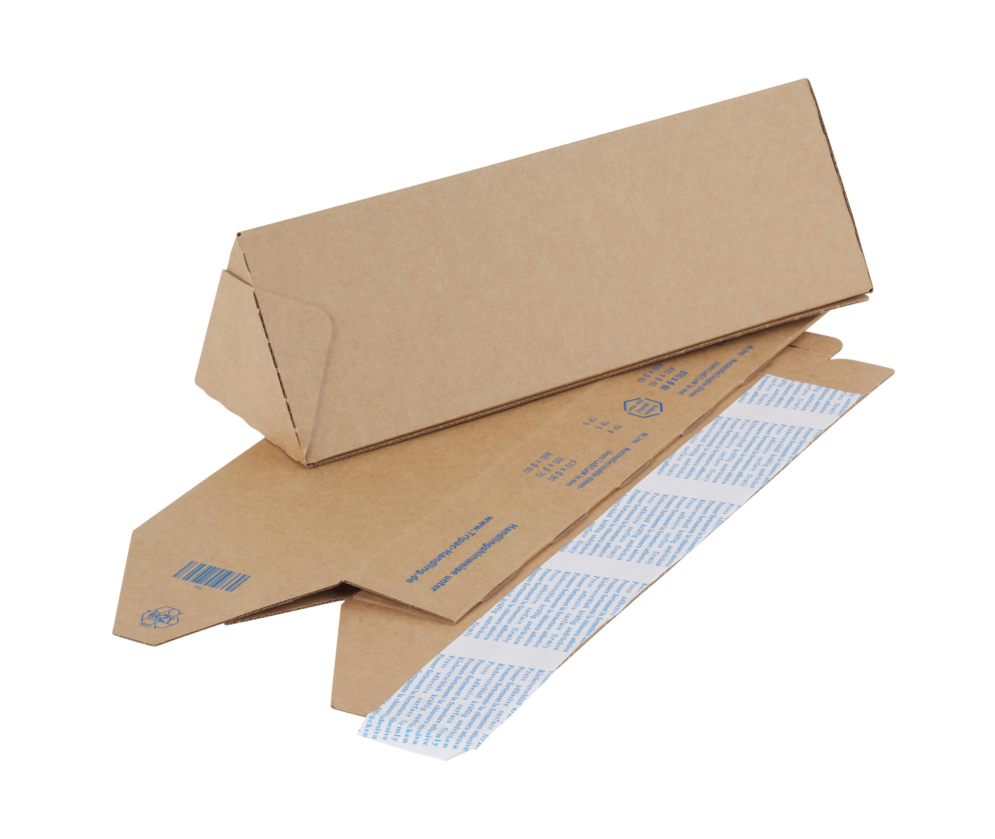 Tripac Shipping Sleeve 310 x 60mm A3