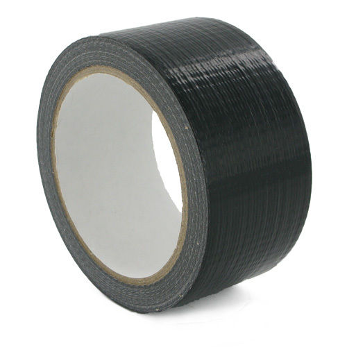 TROJAN 25mm x 50m Black Gaffa Tape