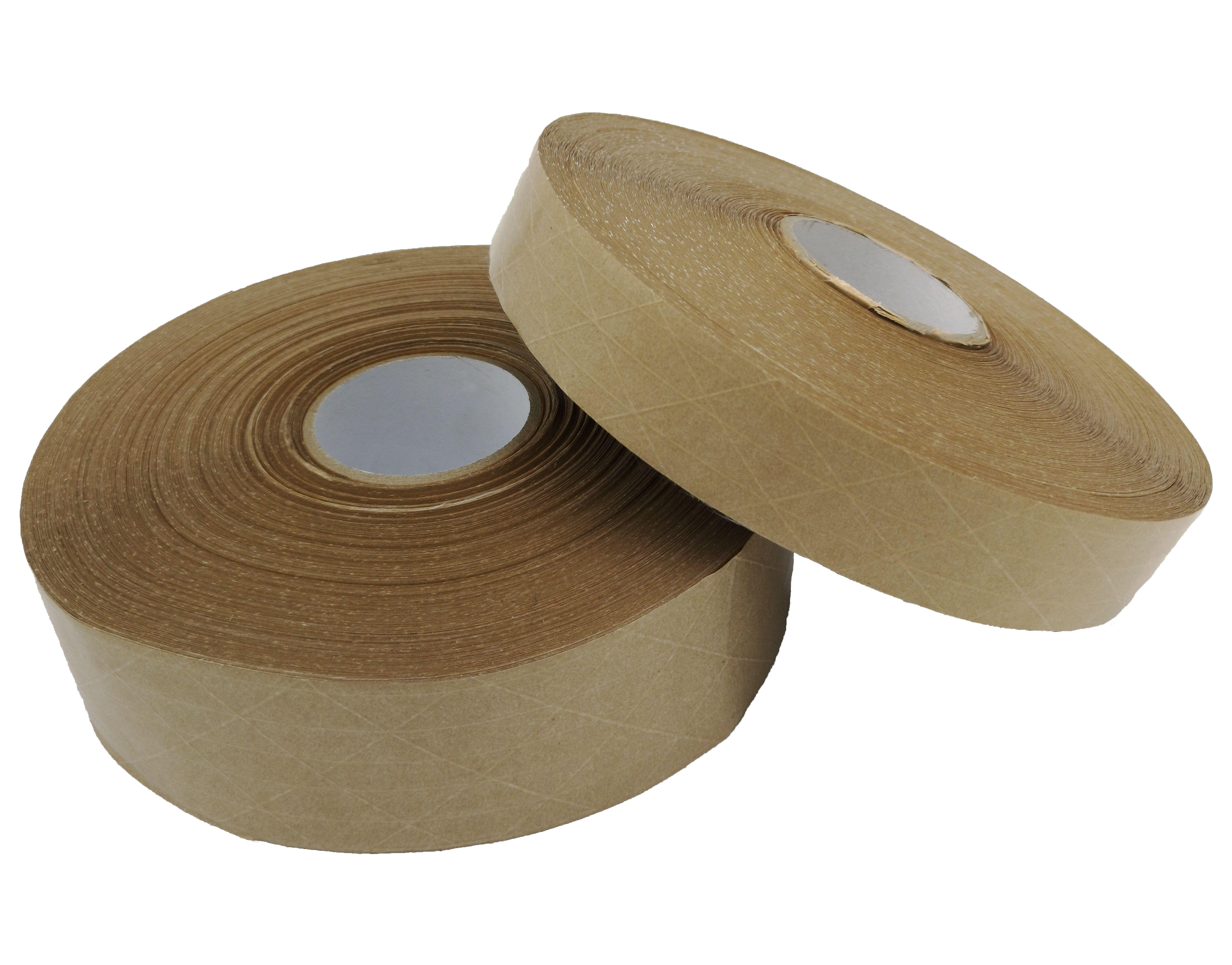 SUPATAK 48mm x 270mtr Kraft Reinforced Paper Tape