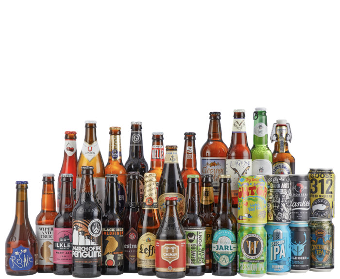 30 of the best beers in the world