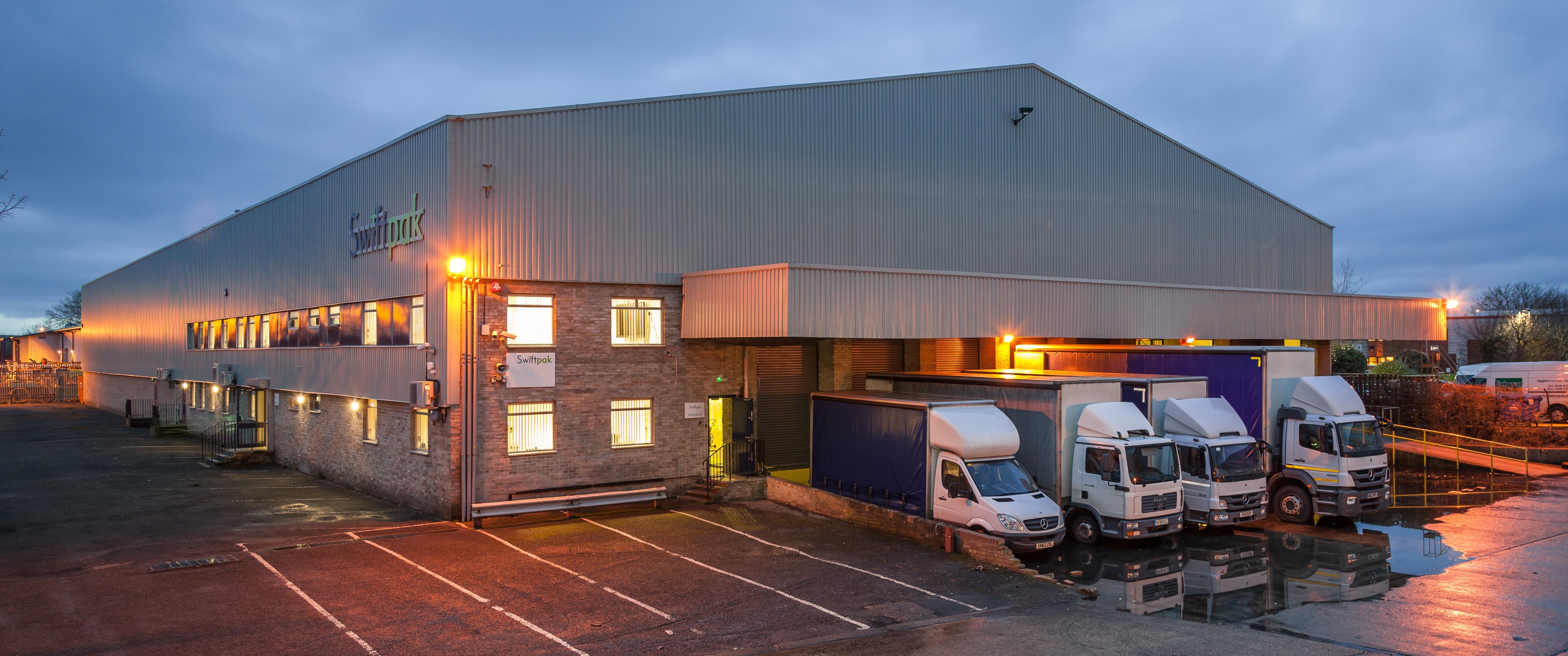 Swiftpak Warehouse