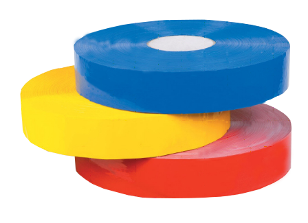 48mm x 990m Blue PP Machine Tape