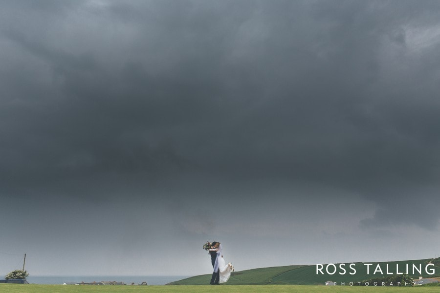 Trevone Wedding Photography Cornwall :: Clowance and Sean