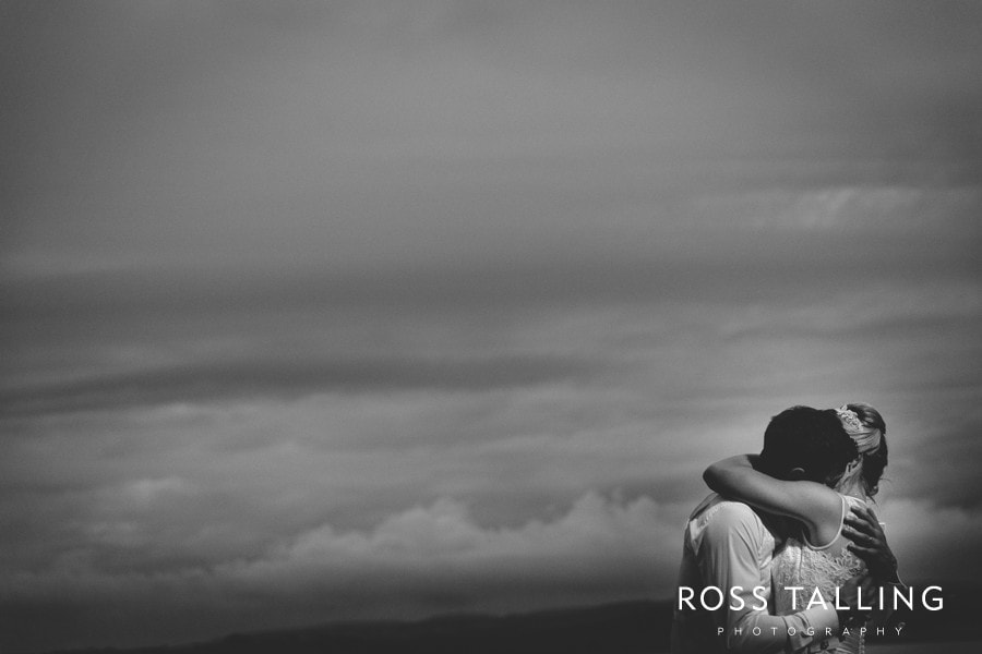 Wedding Photography Cornwall Polkerris Beach by Ross Talling Hollie & George_0103
