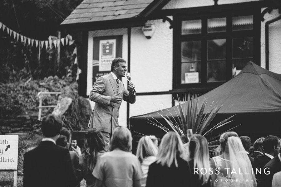 Wedding Photography Cornwall Polkerris Beach by Ross Talling Hollie & George_0074