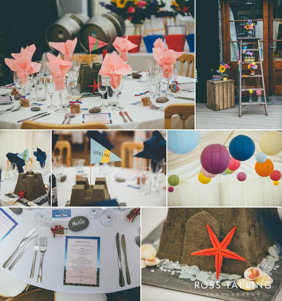 Wedding Photography Cornwall Polkerris Beach by Ross Talling Hollie & George_0067